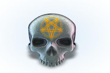 Satin Star Skull Series II