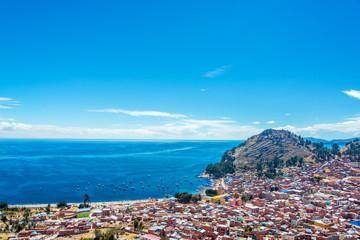 Lake Titicaca and Copacabana, Bolivia