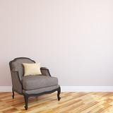 Interiorof living-room.