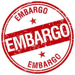 embargo stamp