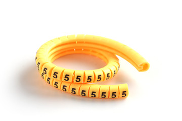 LAN Cable marker English alphabet