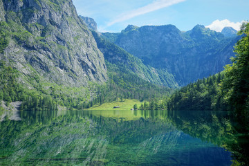 Obersee Bavaria Germany
