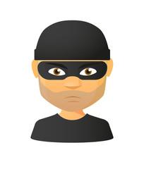 Male thief avatar