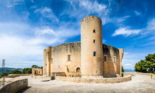 Deurstickers Vestingwerk Bellver Castle