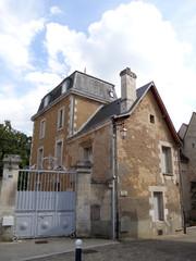 Ancienne maison dans la ville de Saint-Benoît