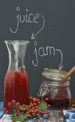 juice and jam