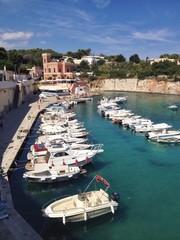 Tricase, il porto. Salento. Italy