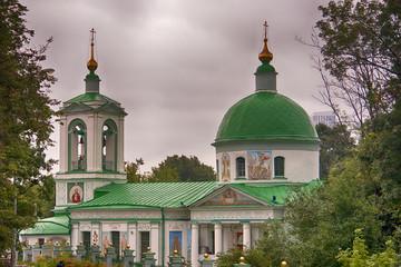 Mosca - Chiesa della Trinità