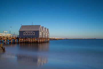 Busselton Jetty in the morning