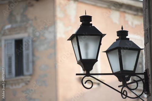 Two lanterns © jakubit