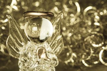 little vitreous angel