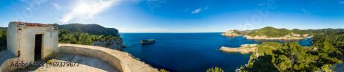 Ibiza west coast © AlexanderNikiforov