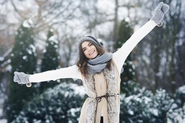 Winter is my favourite season of year