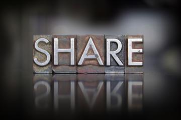 Share Letterpress