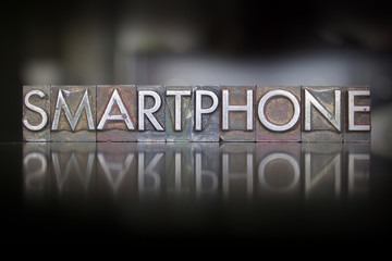 Smartphone Letterpress