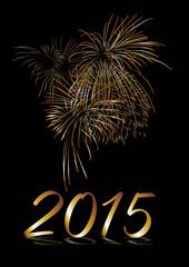 2015 Feuerwerk hoch