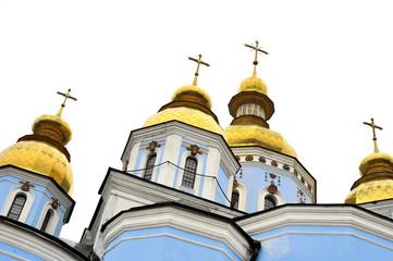 Orthodox East European St Michael Cathedral, Kiev Ucraine