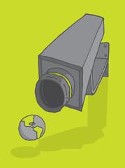 Surveillance on the planet