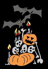 Doodle Happy Halloween