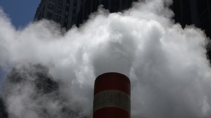 Air Pollution, Smog, Industrial Global Warming