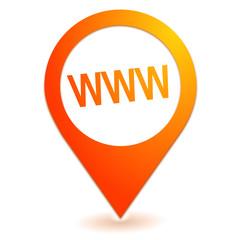 www sur symbole localisation orange