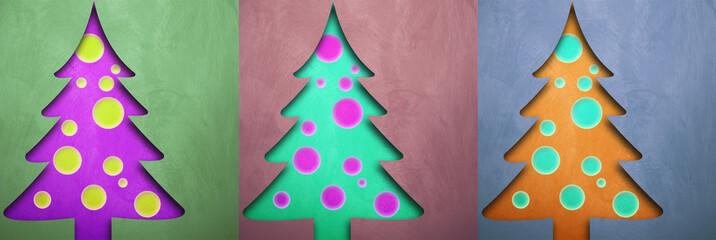 fondo tris Natale 1