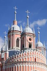 Кресты на церкви Св. Иоанна Предтечи (Чесменская церковь)