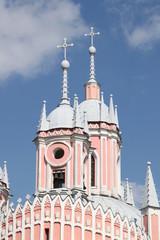 Чесменская церковь (Святого Иоанна Предтечи ) купола