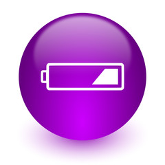 battery internet icon