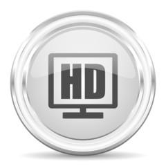hd display internet icon