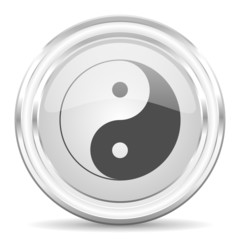ying yang internet icon