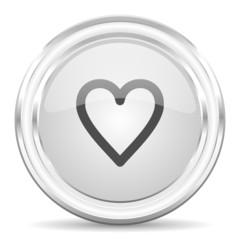 heart internet icon