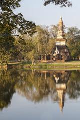 Wat Traphang Ngoen in Sukhothai Geschichtspark