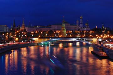 the Moscow Kremlin