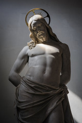 Sculpture of Jesus Christ