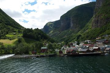 Undredal (Aurlandsfjord)