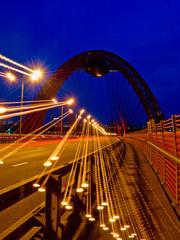 Moscow. scenic bridge
