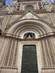 Puerta del Domo de Orvieto