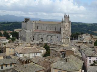 Vista panorámica del Domo de Orvieto