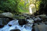 Fototapety Rapids at La Fortuna Waterfall, Alajuela Province, Costa Rica