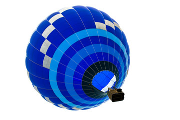 Montgolfiere Bleu