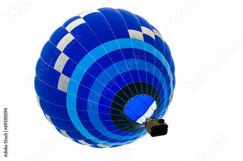 Montgolfiere Bleu - 69388094
