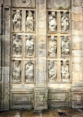 Puerta del Perdón, Puerta Santa, Santiago de Compostela