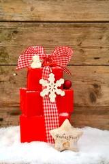 Weihnachtskarte - Weihnachtsgrüße
