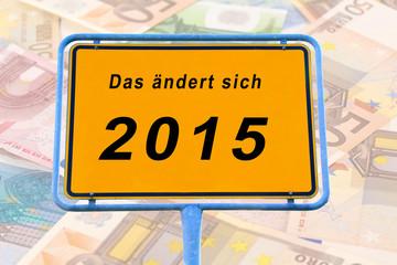 Änderung ab 2015 ©yvonneweis