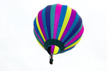 Montgolfiere Multicolore