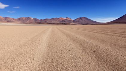 paysage bolibvien