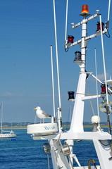 bateau de pêche-instruments