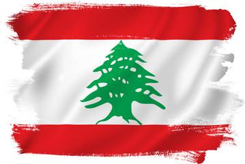 Lebanon flag