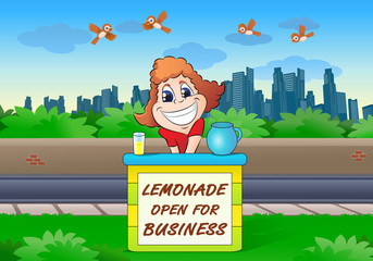 lemonade selling